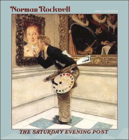 2008 Norman Rockwell: The Saturday Evening Post Wall Calendar