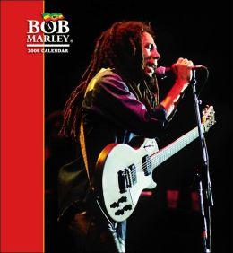 2008 Bob Marley Wall Calendar
