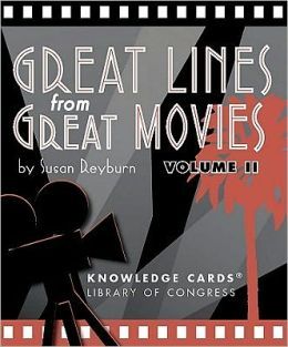 Great Lines from Great Movies Volume 2