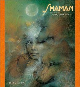 2009 Shaman, The Paintings of Susan Seddon Boulet Wall Calendar