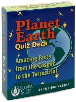 Planet Earth Quiz Deck