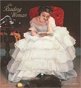 2011 Reading Woman Wall Calendar