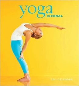 2011 Yoga Journal Wall Calendar