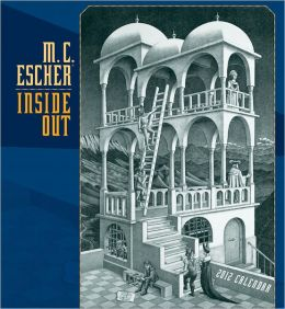2012 M.C. Escher: Inside Out Wall Calendar