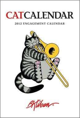 2012 Kliban Catcalendar Engagement Calendar