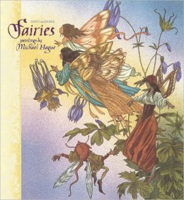 2012 Michael Hague Fairies Wall Calendar