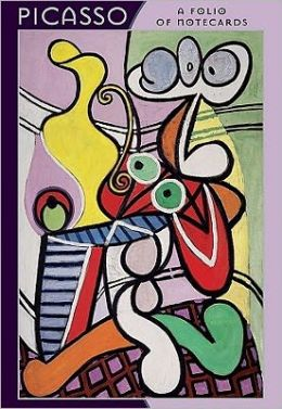 Picasso Notecard Folio [With Envelope]