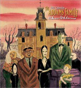 2012 The Addams Family Wall Calendar