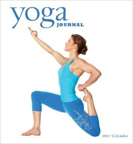 2012 Yoga Journal Wall Calendar