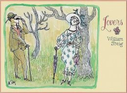 William Steig: Lovers Boxed Notecards
