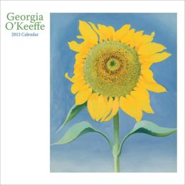 2013 Georgia O'Keeffe Mini Calendar