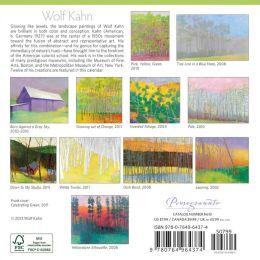 2014 Wolf Kahn Mini Wall Calendar