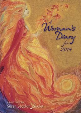 2014 Boulet/A Woman'S Diary Calendar