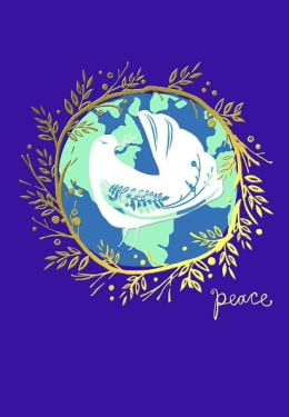 UNICEF PEACE DOVE CHRISTMAS BOXED CARD