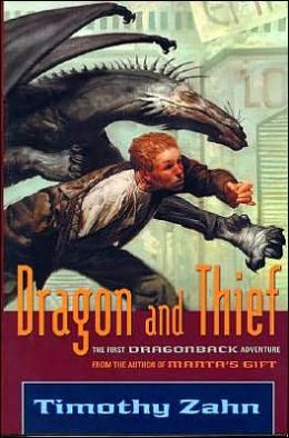 Dragon and Thief (Dragonback Series #1)