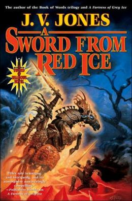 A Sword from Red Ice (Sword of Shadows Series #3)