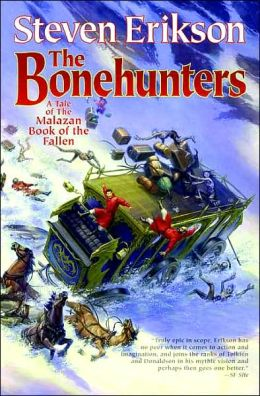 The Bonehunters (Malazan Book of the Fallen Series #6)