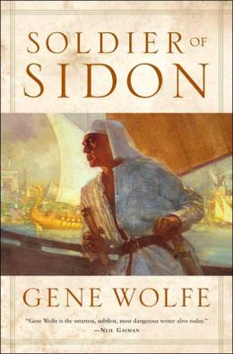 Soldier of Sidon (Soldier Series #3)