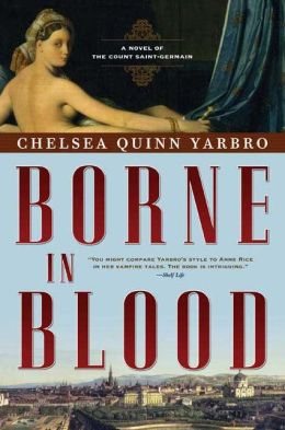 Borne in Blood (St. Germain Series #20)