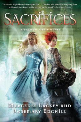 Sacrifices (Shadow Grail Series #3)