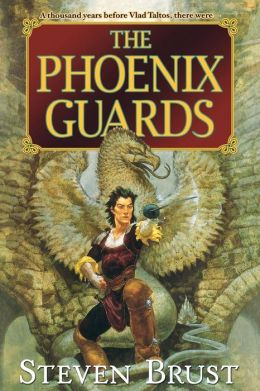 The Phoenix Guards (Khaavren Romances Series #1)
