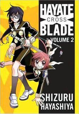 Hayate X Blade, Volume 2