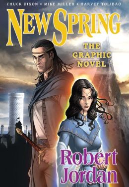 New Spring: The Graphic Novel (Wheel of Time Series)