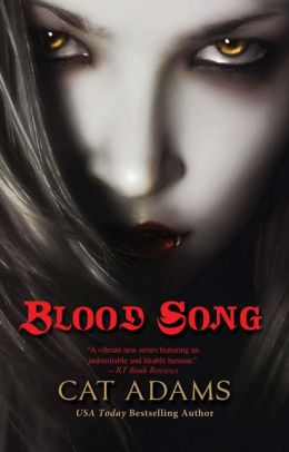 Blood Song (Blood Singer Series #1)