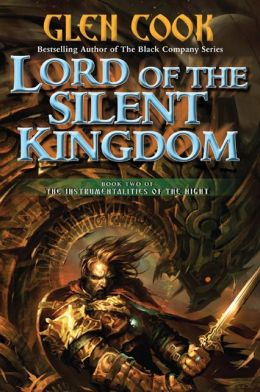 Lord of the Silent Kingdom (Instrumentalities of the Night Series #2)