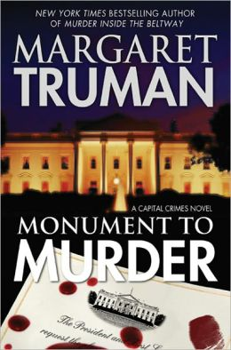 Monument to Murder (Capital Crimes Series #25)
