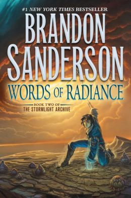 Words of Radiance (Stormlight Archive Series #2)