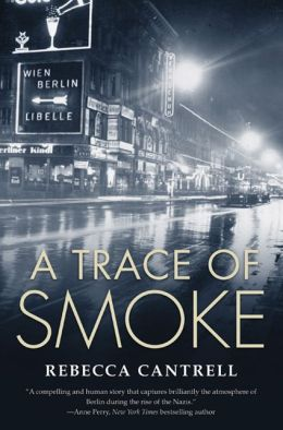 A Trace of Smoke (Hannah Vogel Series #1)