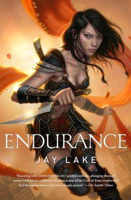 Endurance (Green Universe Series #2)