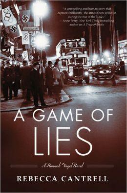 A Game of Lies (Hannah Vogel Series #3)