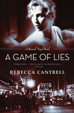 A Game of Lies (Hannah Vogel Series #3)