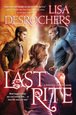 Last Rite (Personal Demons Series #3)
