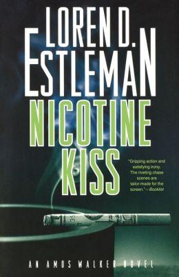 Nicotine Kiss (Amos Walker Series #18)