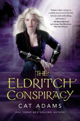 The Eldritch Conspiracy (Blood Singer Series #5)