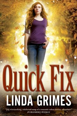 Quick Fix (Ciel Halligan Series #2)