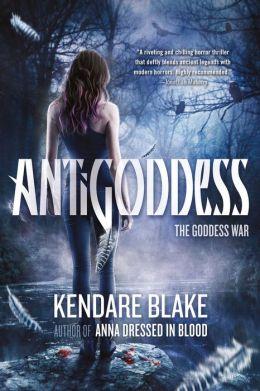 Antigoddess (Goddess War Series #1)