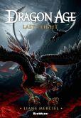 Book Cover Image. Title: Dragon Age:  Last Flight, Author: Liane Merciel