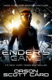 Book Cover Image. Title: Ender's Game (Movie Tie-In) (Ender Quintet #1), Author: Orson Scott Card