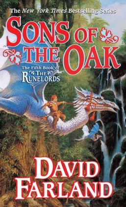 Sons of the Oak (Runelords Series #5)