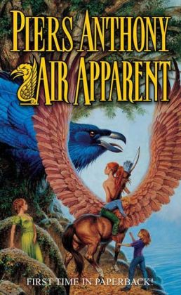 Air Apparent (Magic of Xanth Series #31)