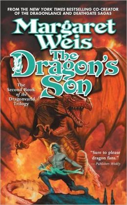 The Dragon's Son (Dragonvarld #2)