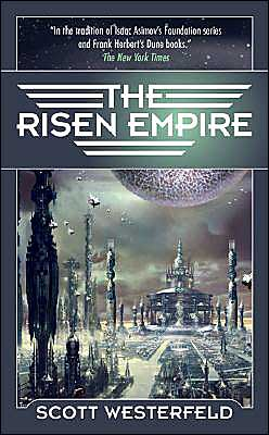 The Risen Empire (Succession Series #1)