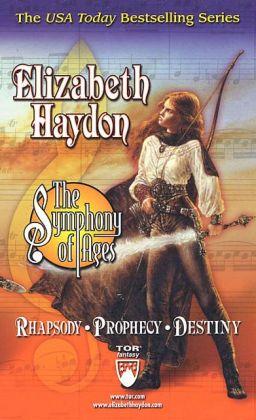 The Symphony of Ages Boxed Set (Rhapsody, Prophesy, Destiny)