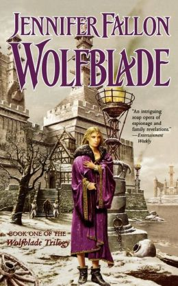Wolfblade: Book One of the Wolfblade Trilogy (Hythrun Chronicles Series #4)