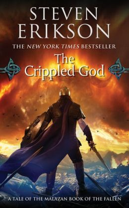 The Crippled God (Malazan Book of the Fallen Series #10)