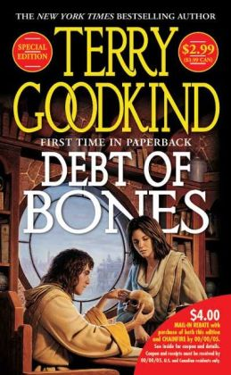 Debt of Bones (Sword of Truth Series- Prequel)